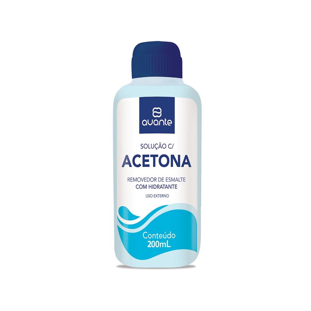 Acetona Hidratante 200mL