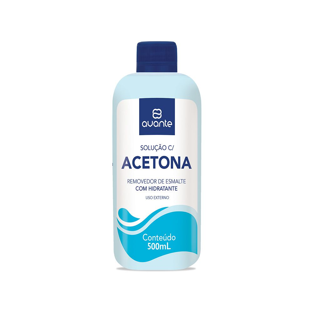 Acetona Hidratante 500mL