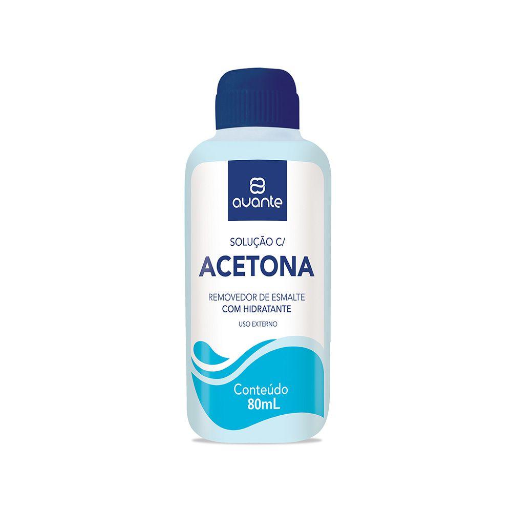 Acetona Hidratante 80mL
