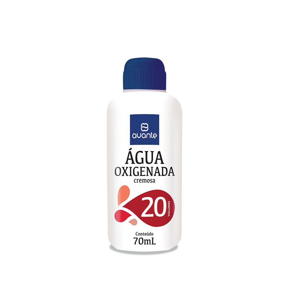 Água Oxigenada Cremosa – 20 Vol. 70mL