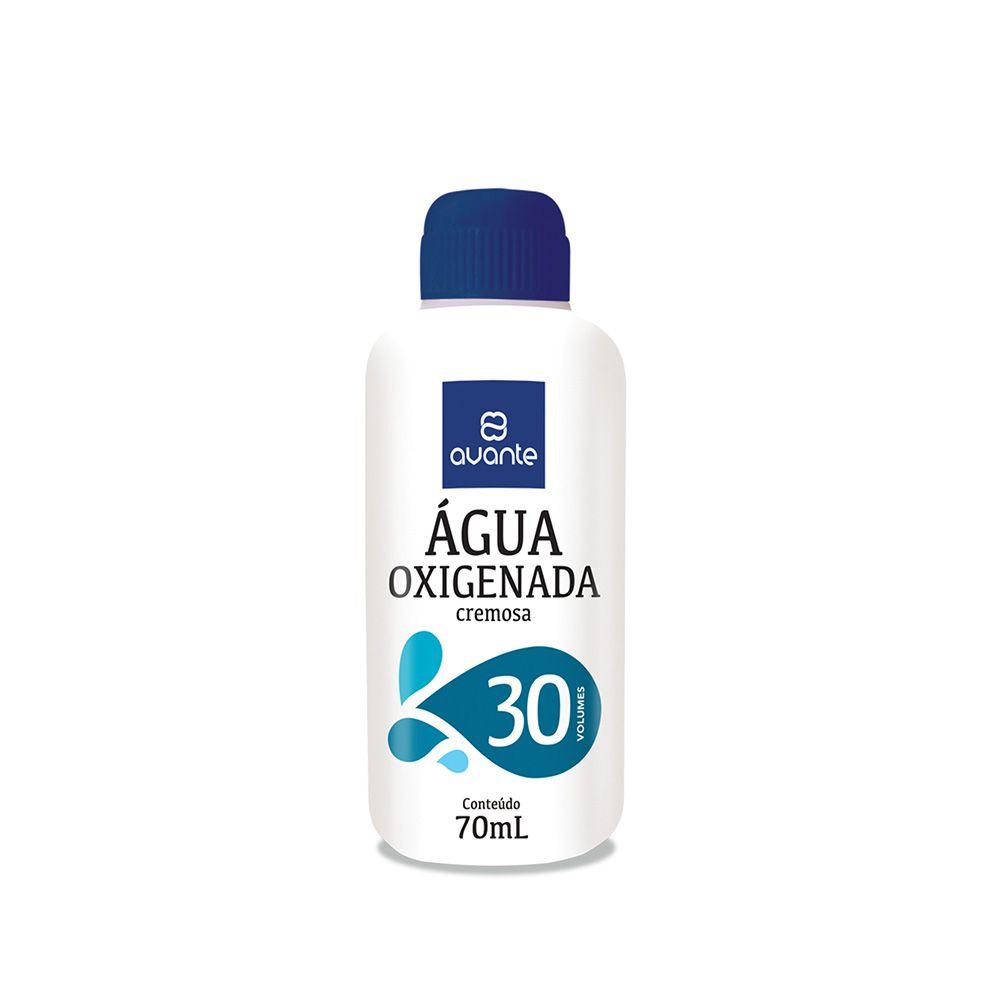 Água Oxigenada Cremosa – 30 Vol. 70mL