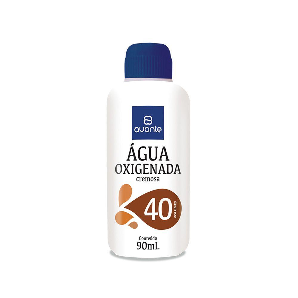 Água Oxigenada Cremosa – 40 Vol. 90mL