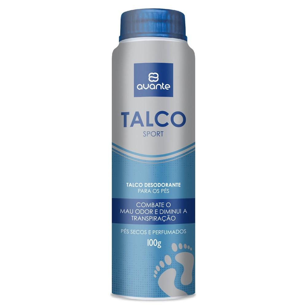 Avante Talco Sport 100g