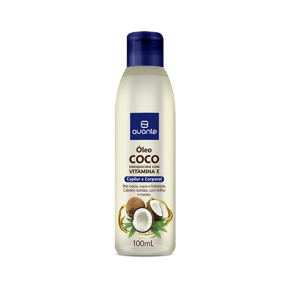 Óleo Coco 100mL