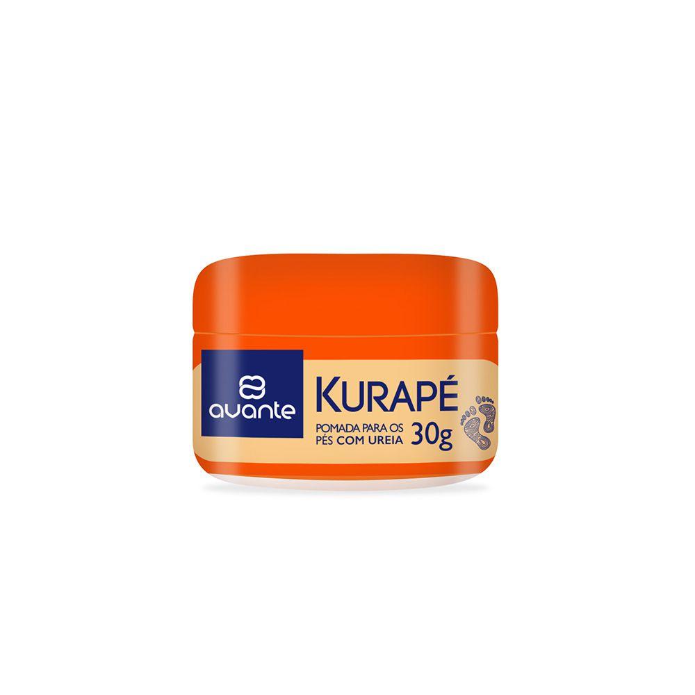 Avante Pomada Kurapé com Ureia 30g