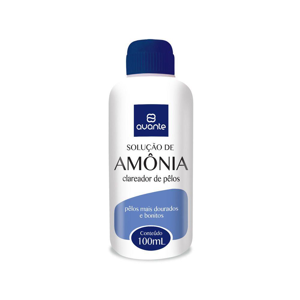 Solução de Amônia 100mL