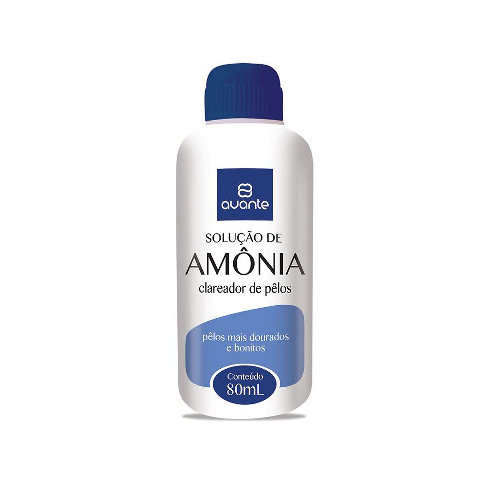 Solução de Amônia 80mL
