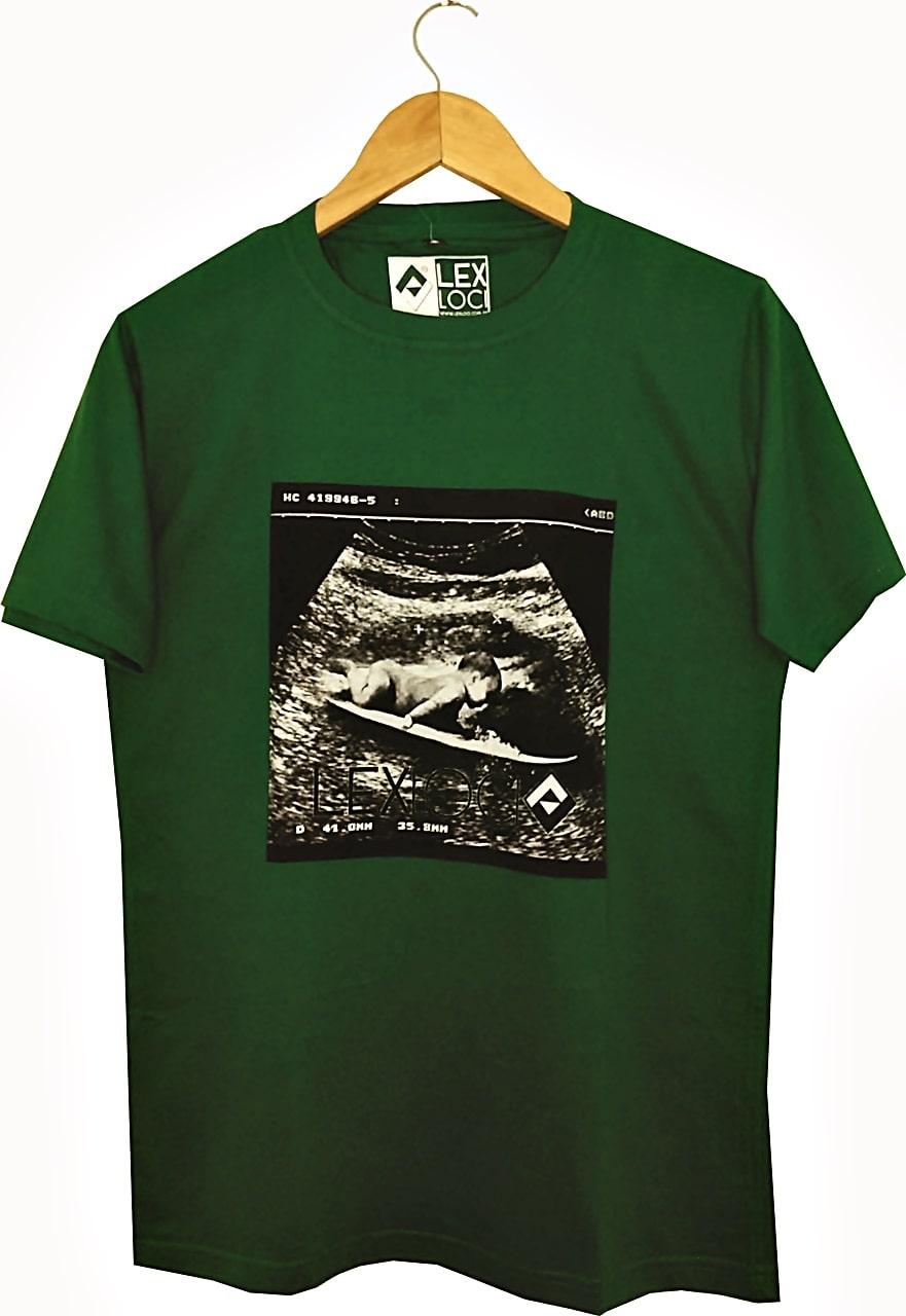 Camiseta Lexloci Baby Surf