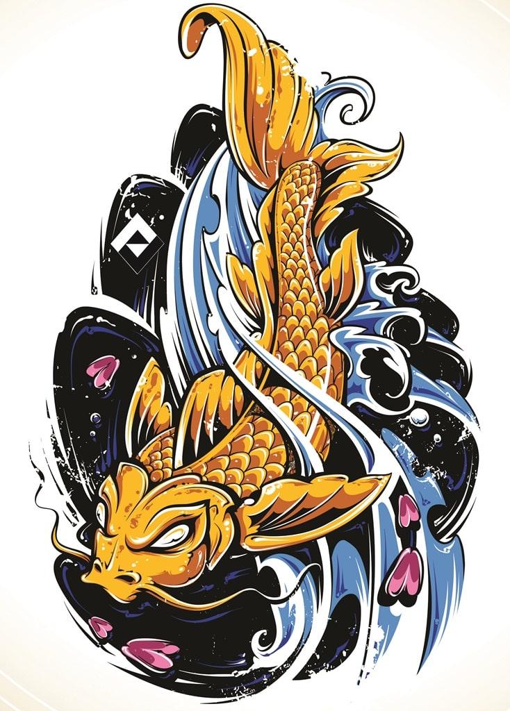 Camiseta Lexloci CarpFish