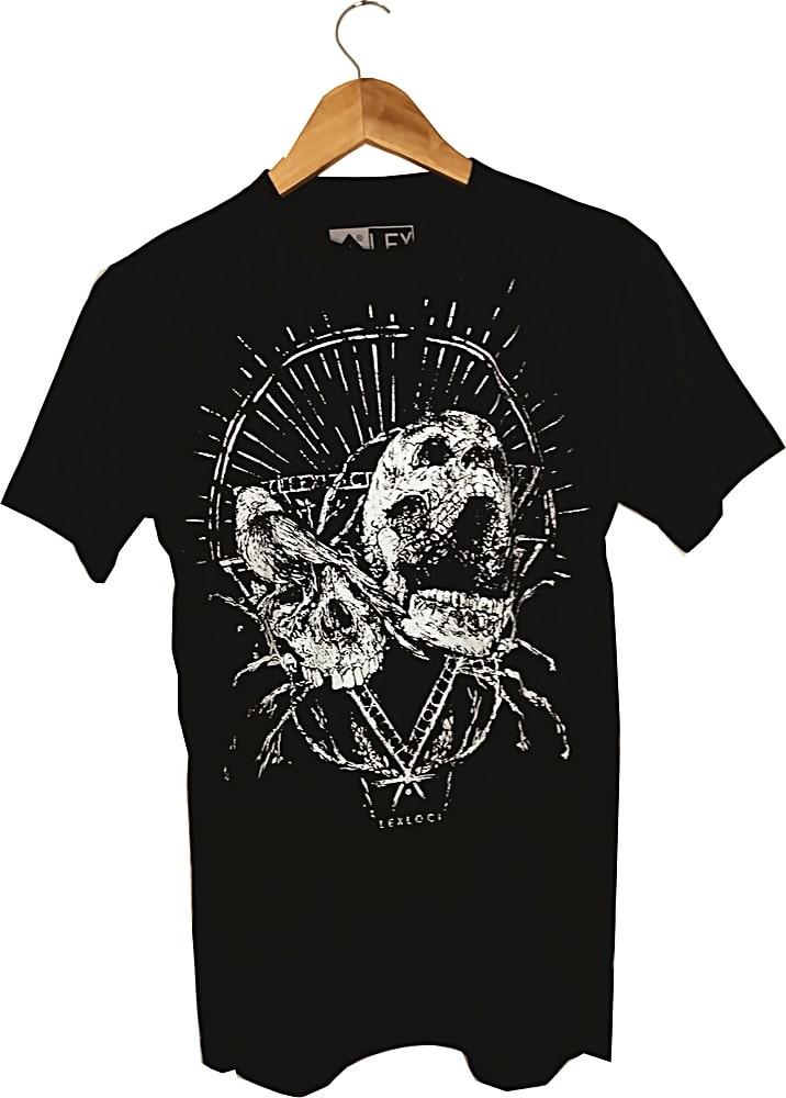 Camiseta Lexloci Crow
