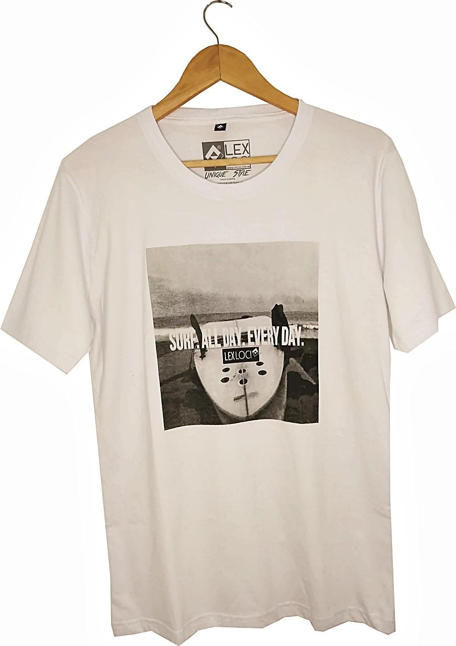 Camiseta Lexloci Surf all Day