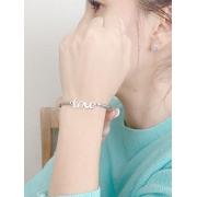 Bracelete Love em Aço Inoxidável