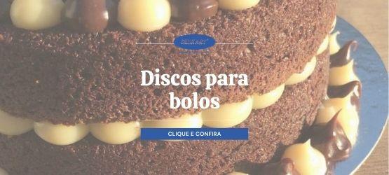 disco para bolo