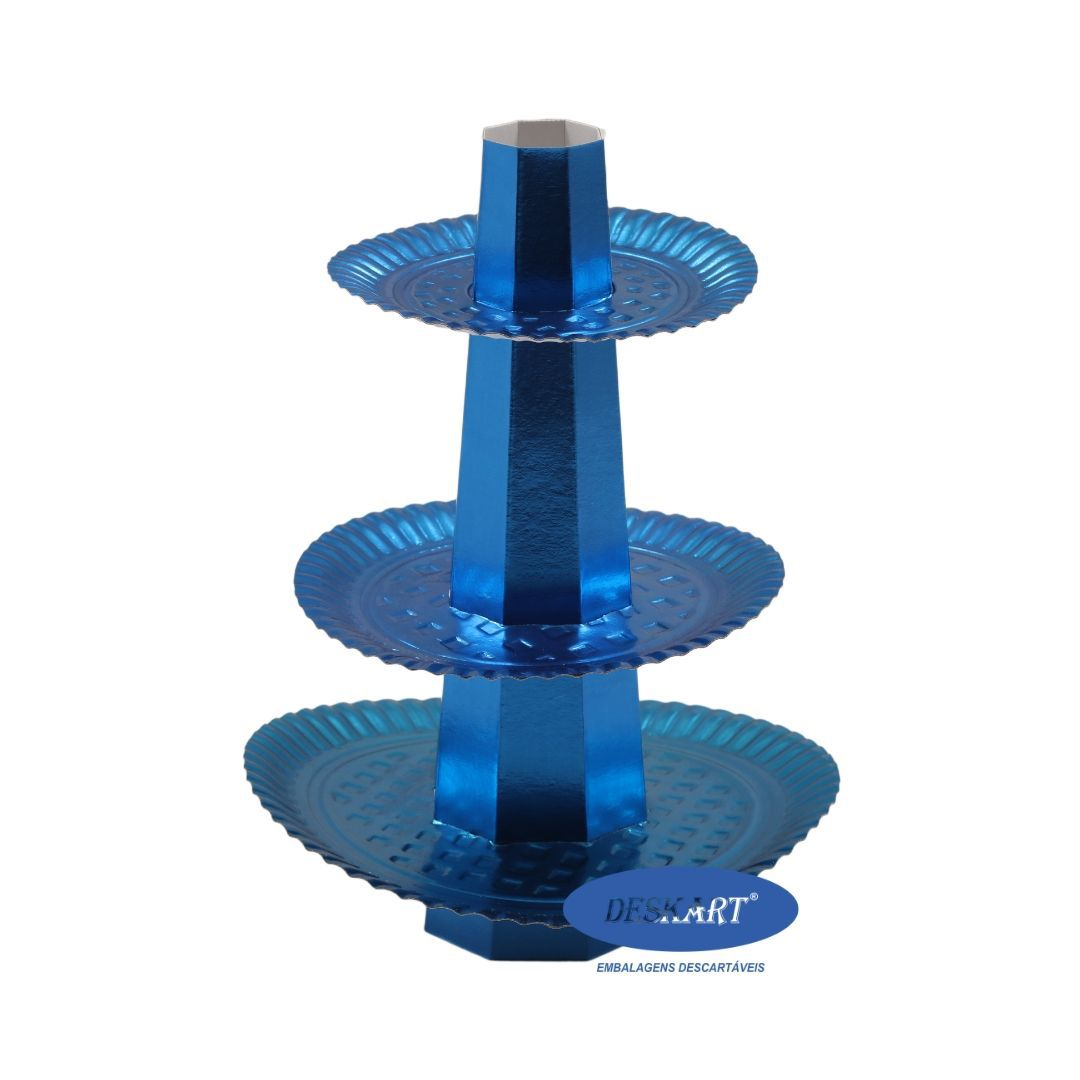 Baleiro Azul - Pacote com 1 unidade