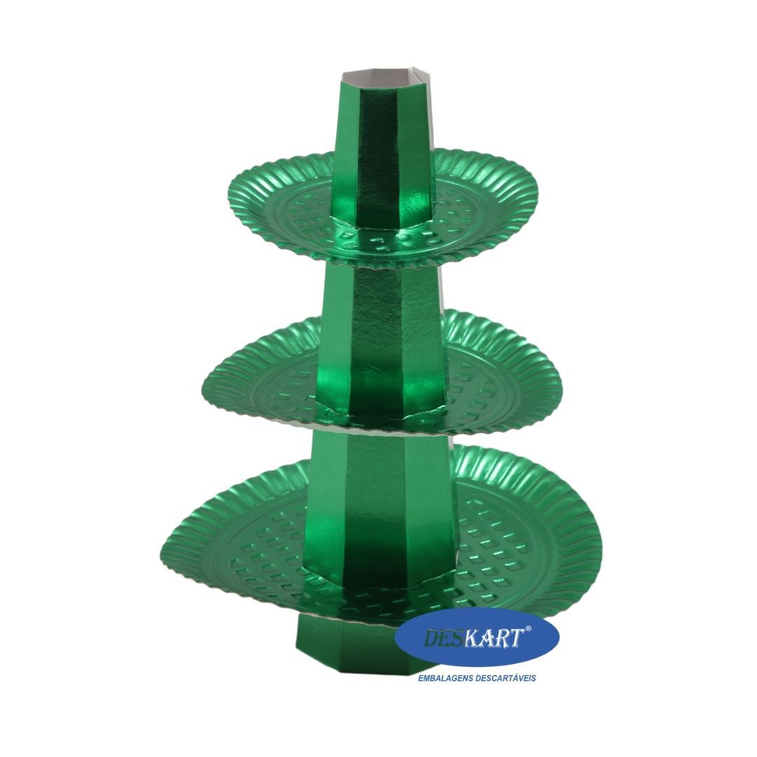 Baleiro Verde - Pacote com 1 unidade