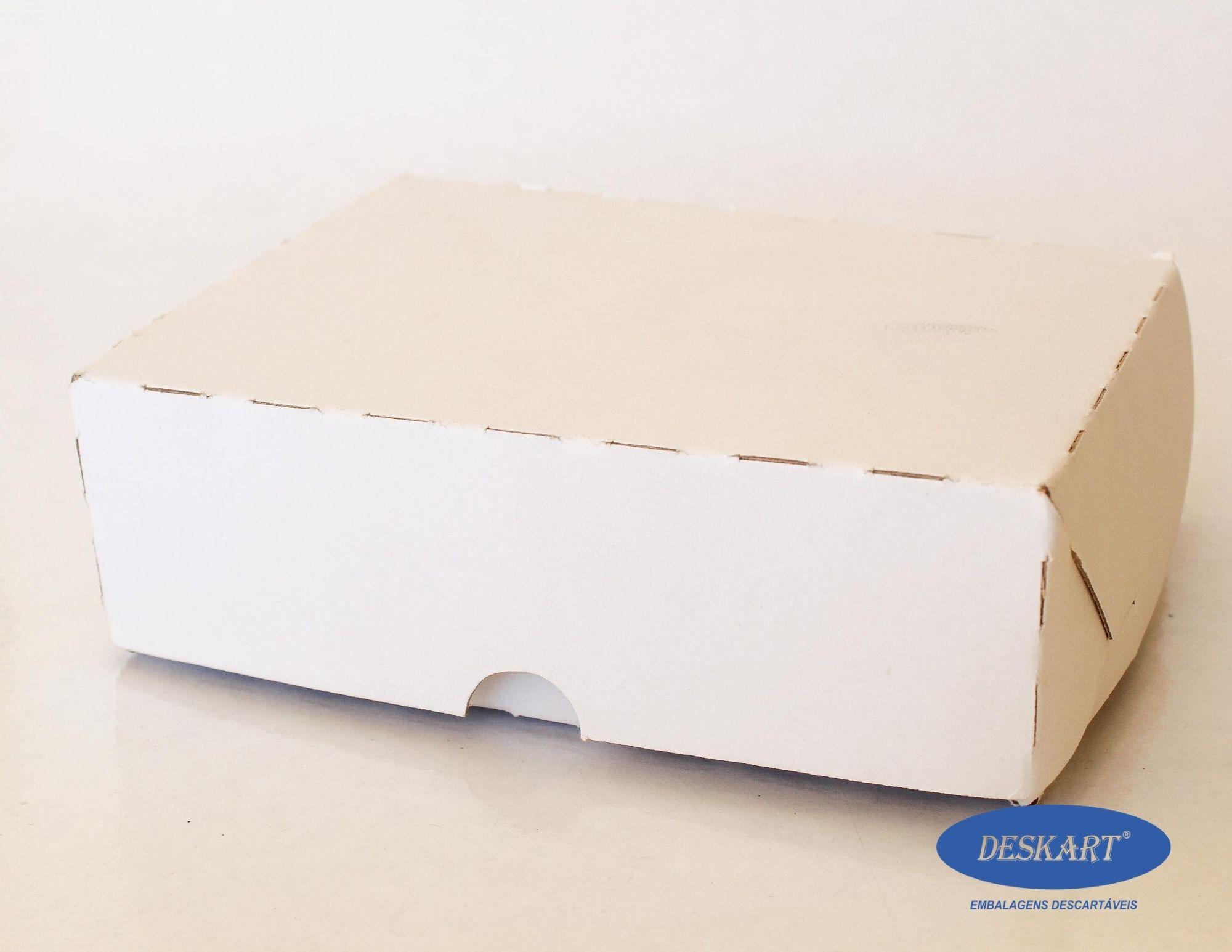 Caixa para doces 16x12x5 - Pacote com 25 unidades
