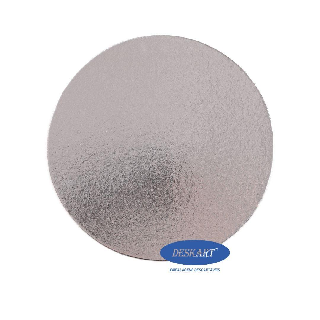 Disco Laminado 25,5cm - Pacote com 10 unidades