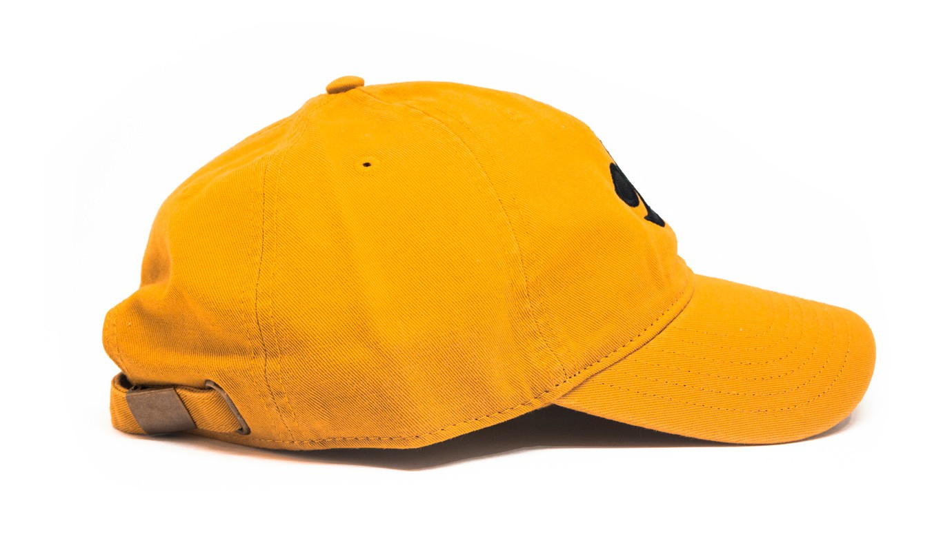 Boné Dad Hat Mostarda