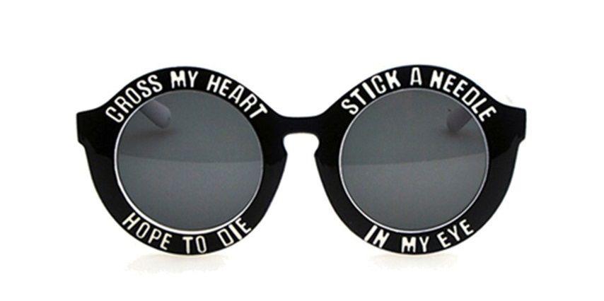 Óculos Cross My Heart