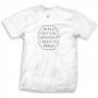 Camiseta Adjectives