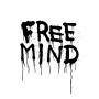 Camiseta Free Mind