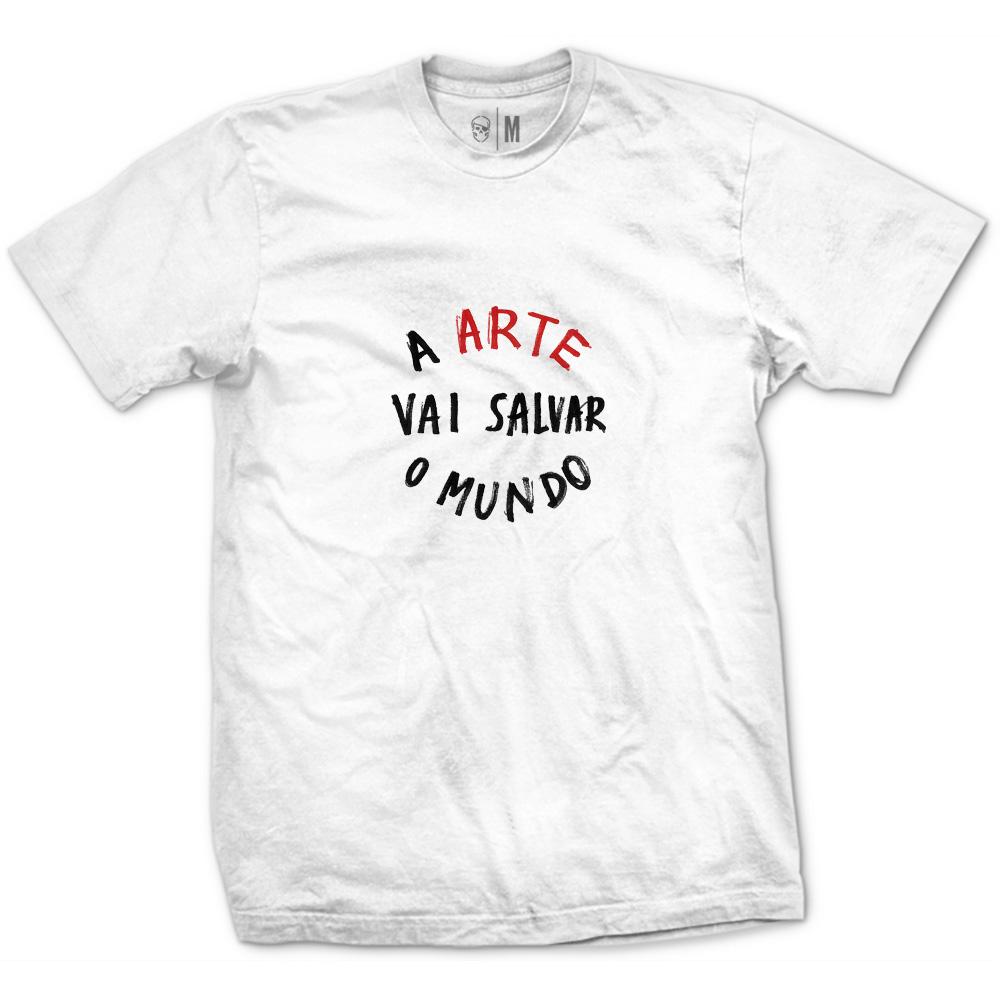 Camiseta Arte Salva