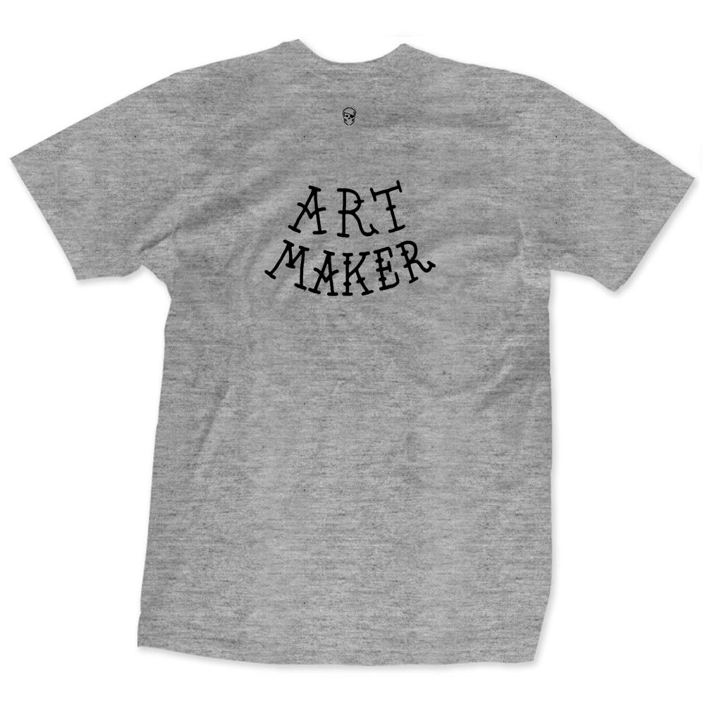 Camiseta Artmaker Letter