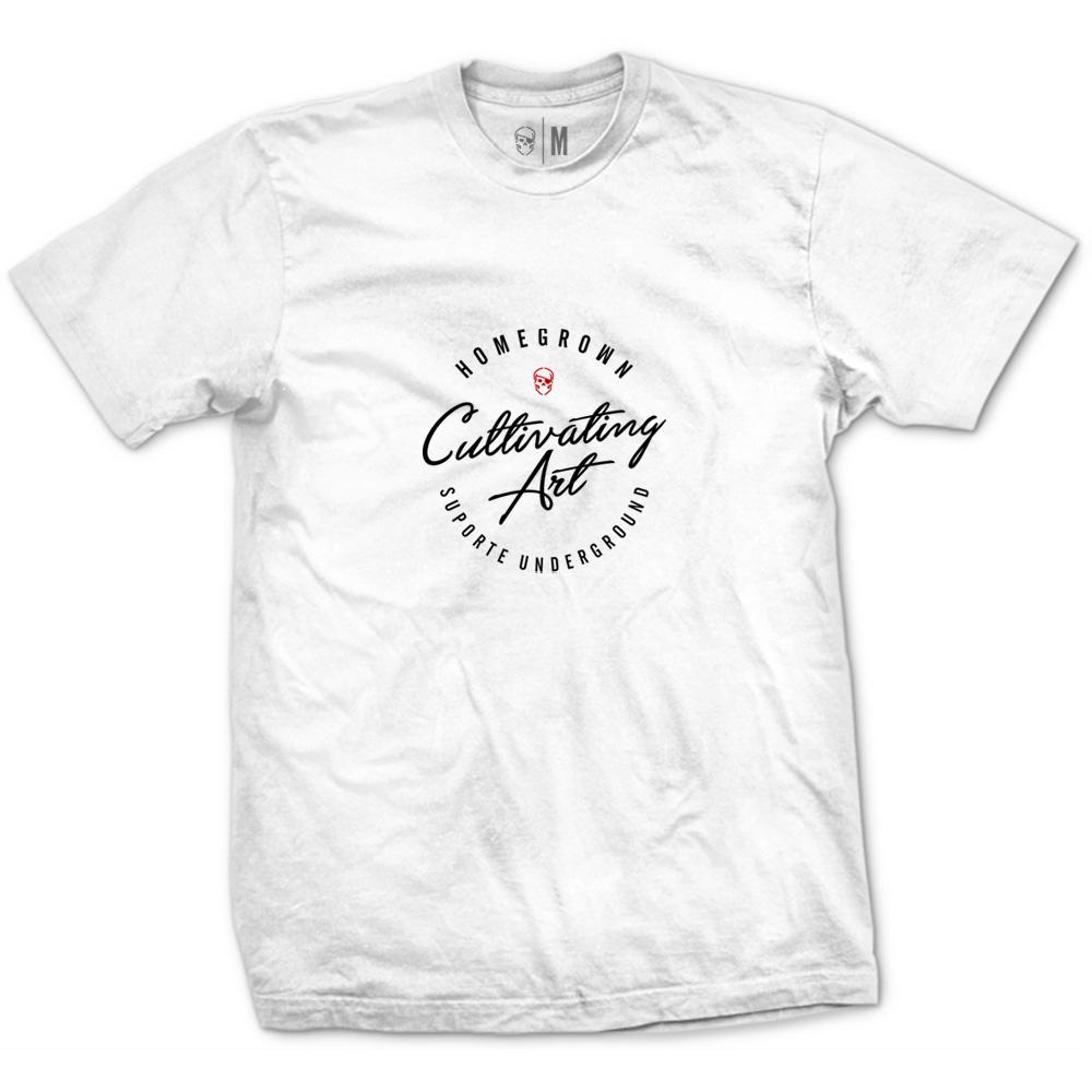 Camiseta Cultivating Art