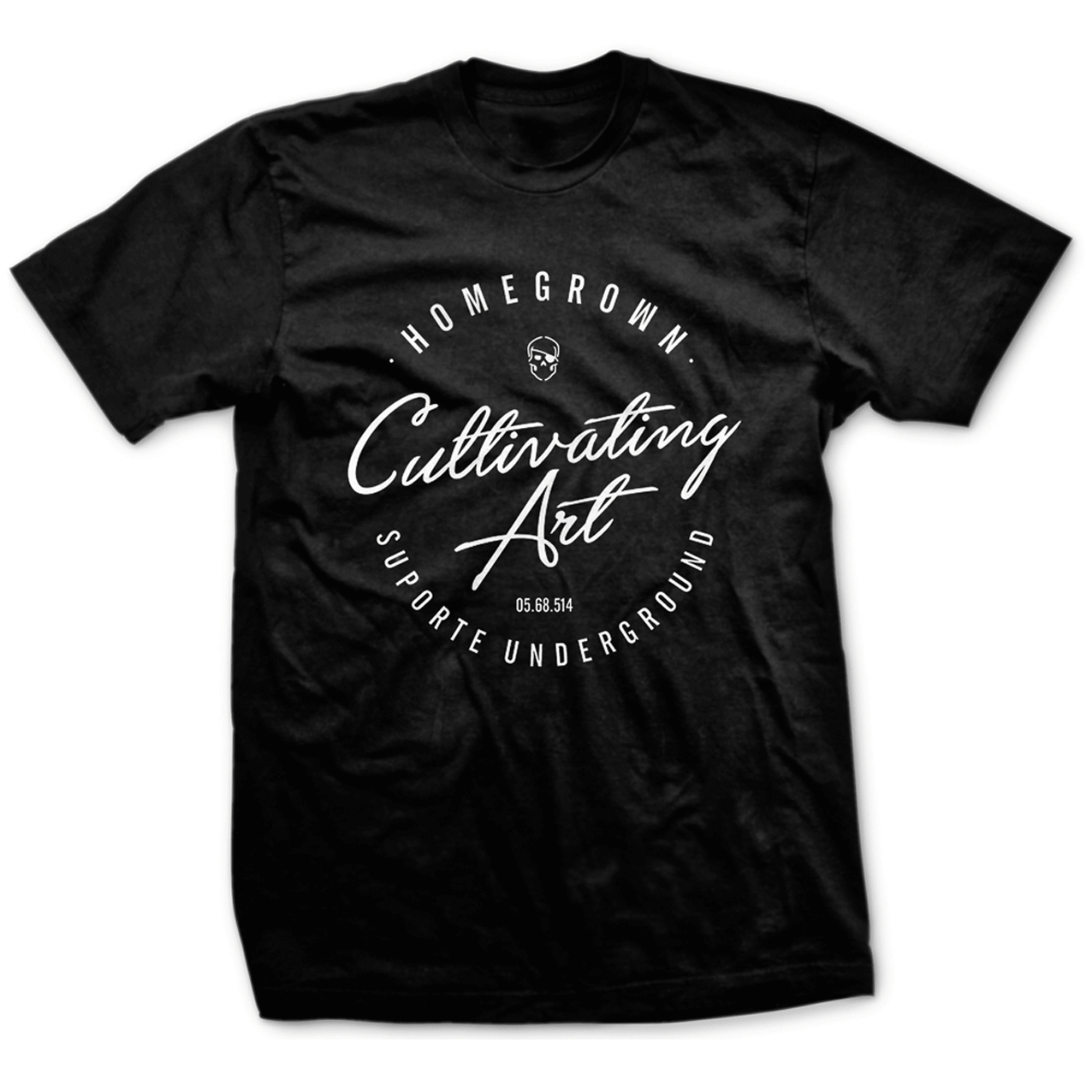 CAMISETA CULTIVATING ART