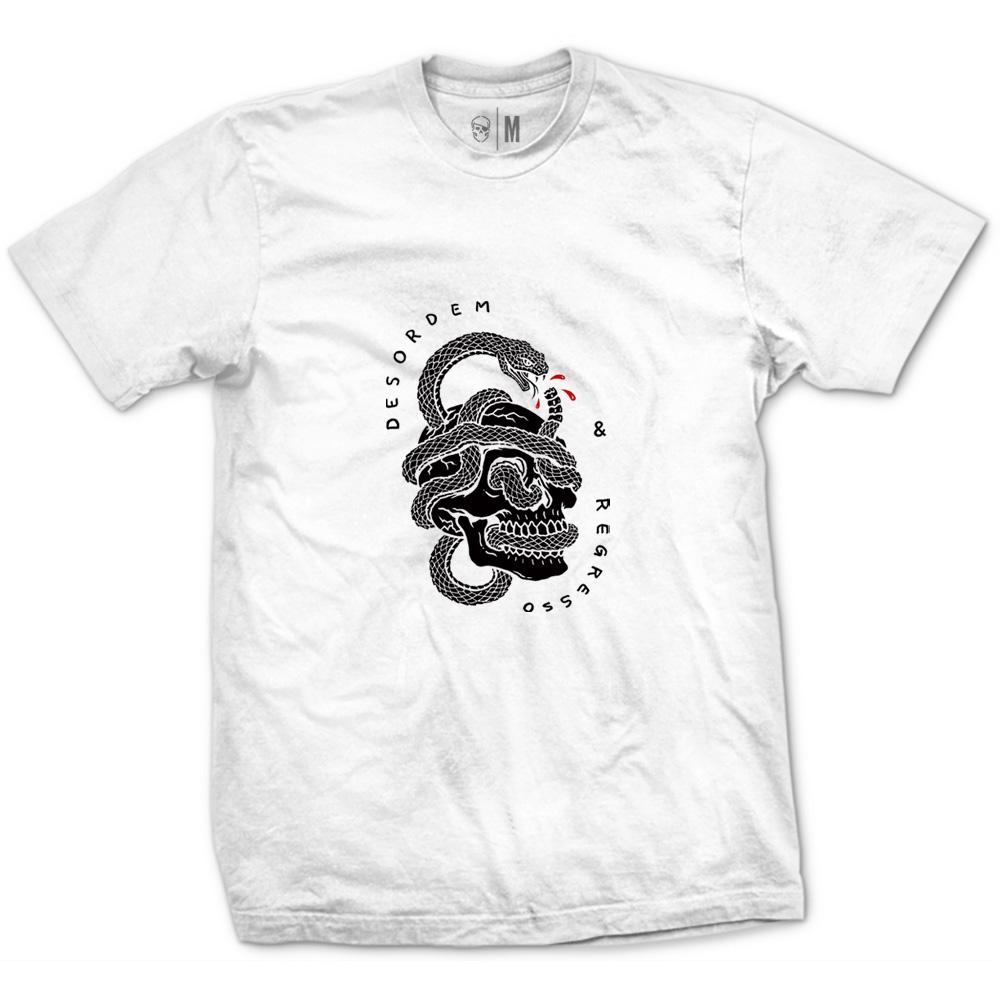 Camiseta Desordem e Regresso