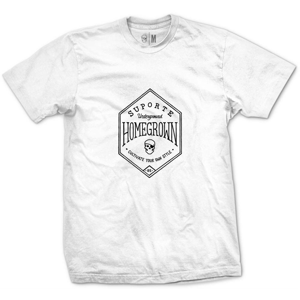Camiseta Hexágono