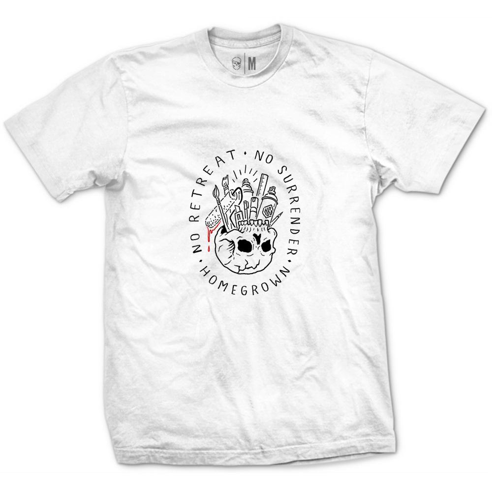 Camiseta No Retreat