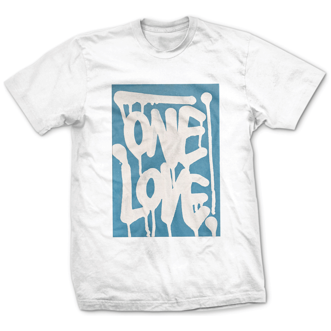 CAMISETA ONE LOVE - MENT