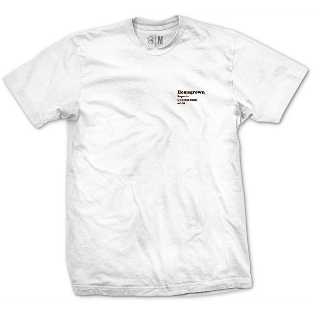 Camiseta Retrô Assinatura