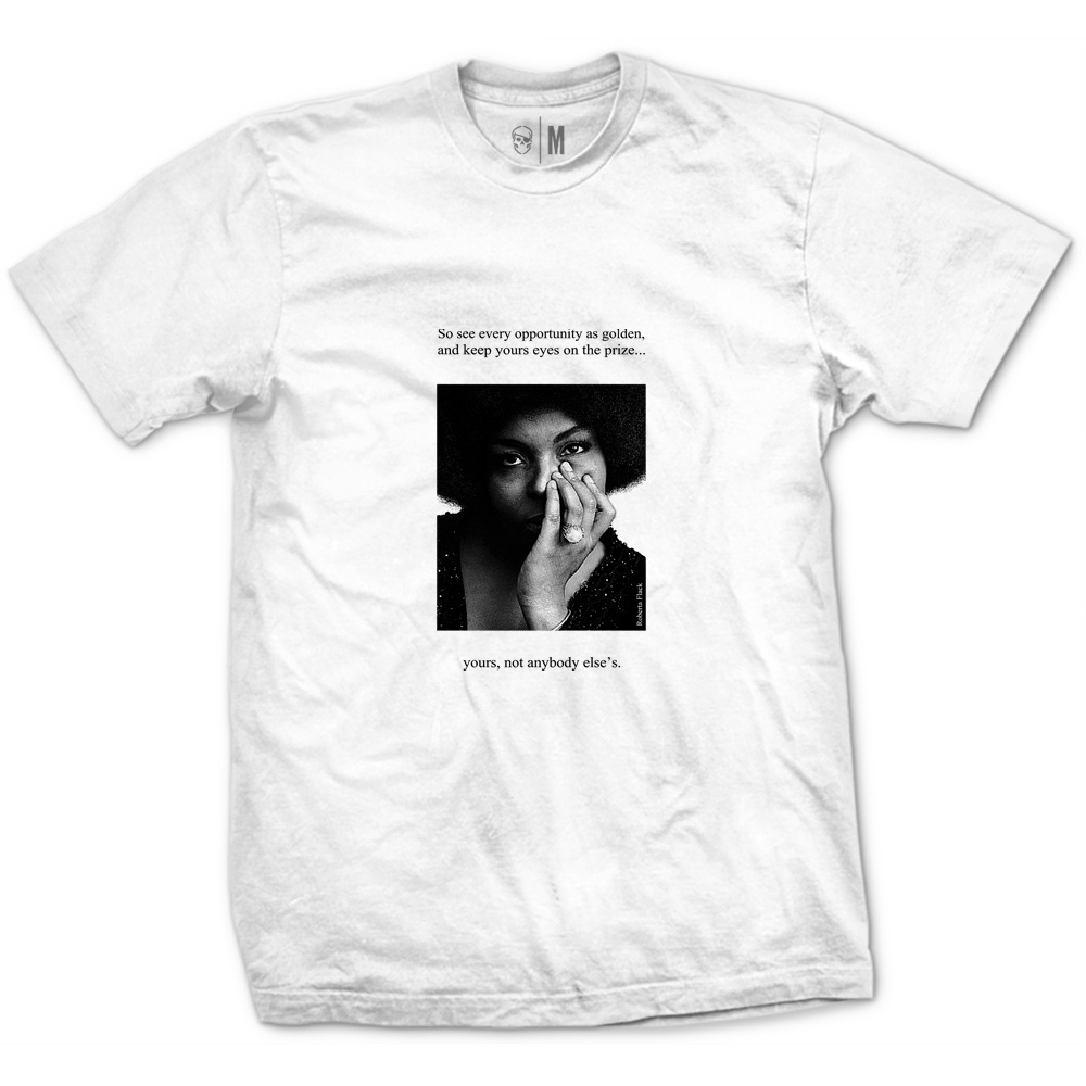 Camiseta Roberta Flack