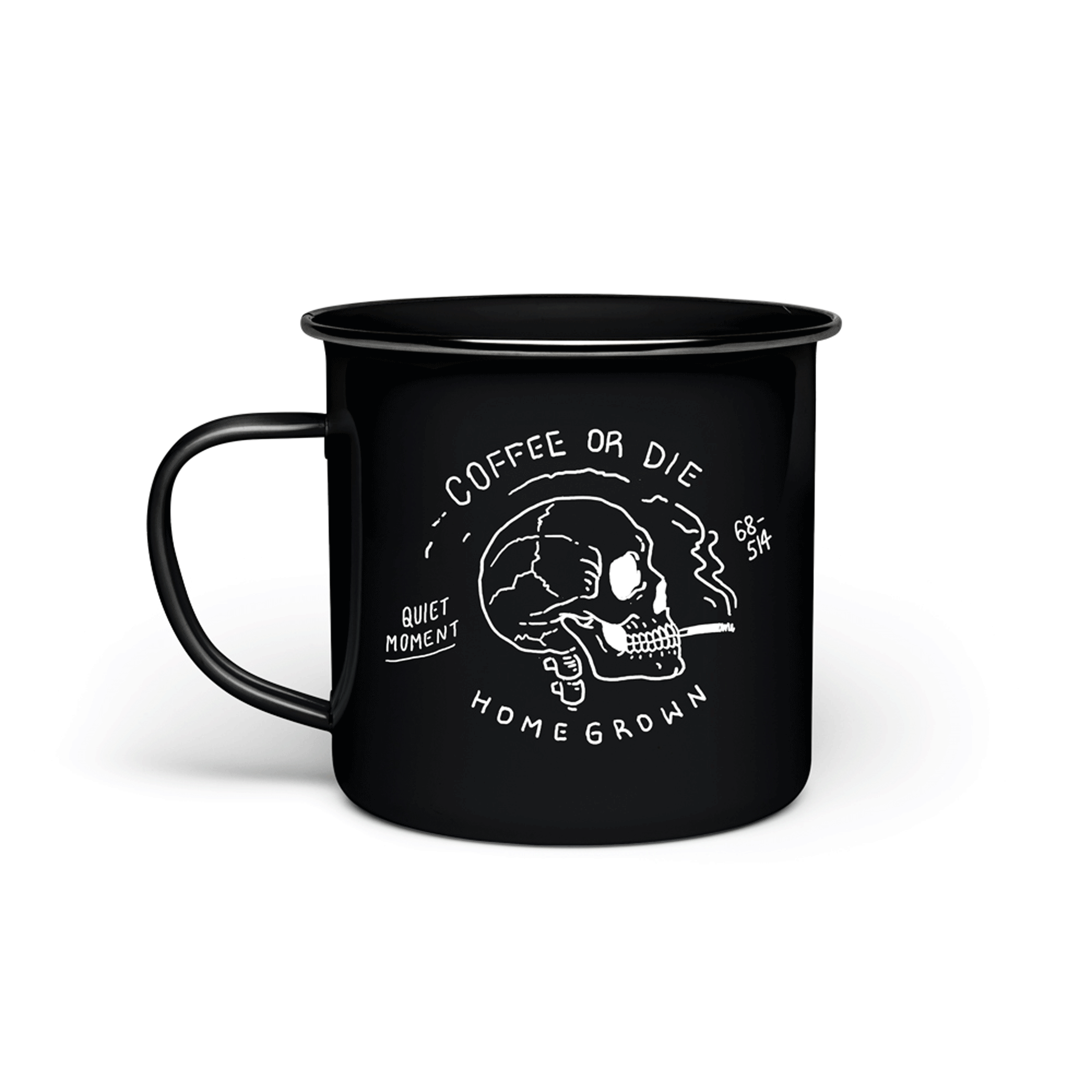 CANECA - COFFEE OR DIE