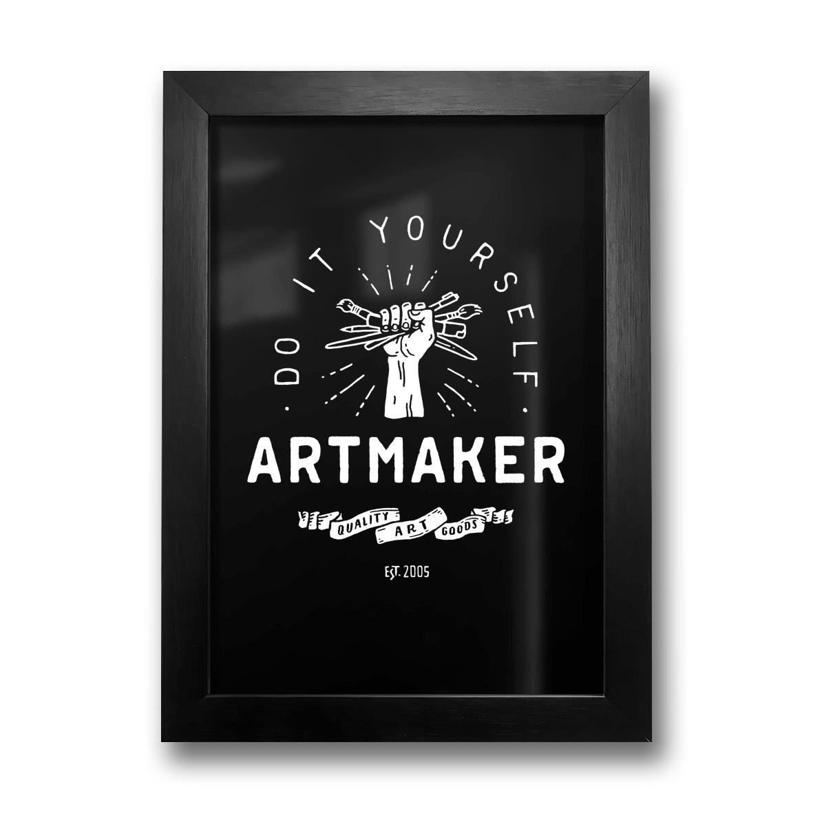 Quadro A4 - Artmaker