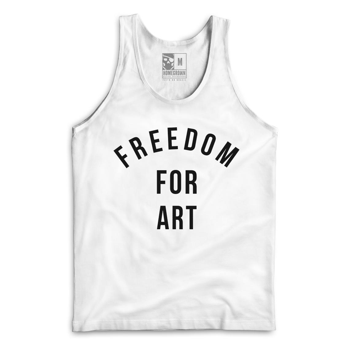 REGATA FREEDOM FOR ART
