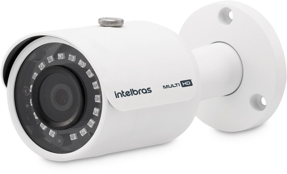 Câmera Bullet 4 Megapixel VHD 3430 B G4 Intelbras