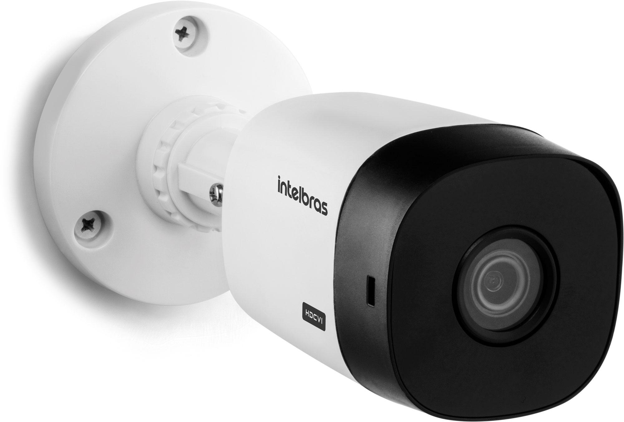 Câmera Bullet 4 Megapixels FullHD VHD 1420 B Intelbras