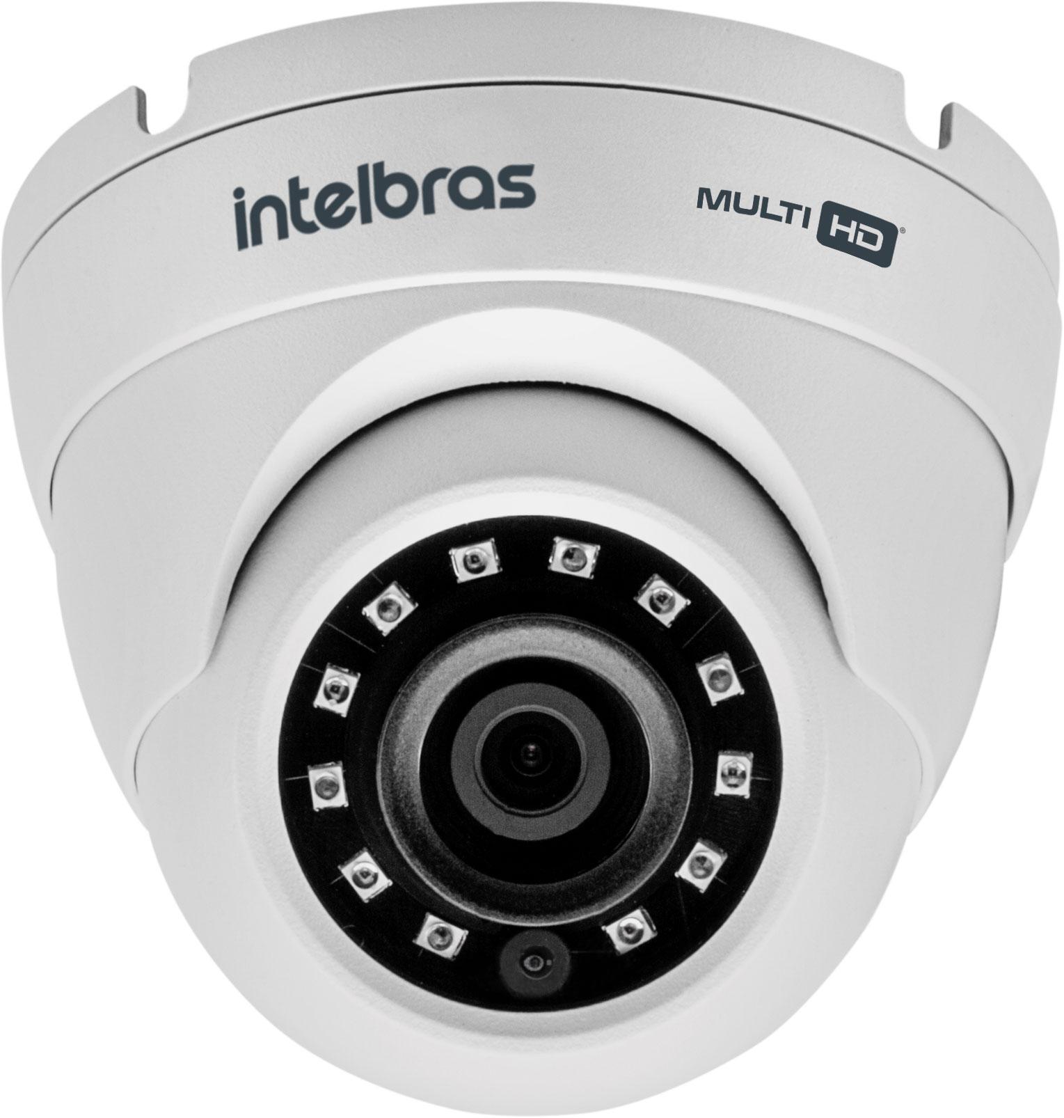 Câmera Dome FullHD 1080p VHD 3220 D G4 Intelbras