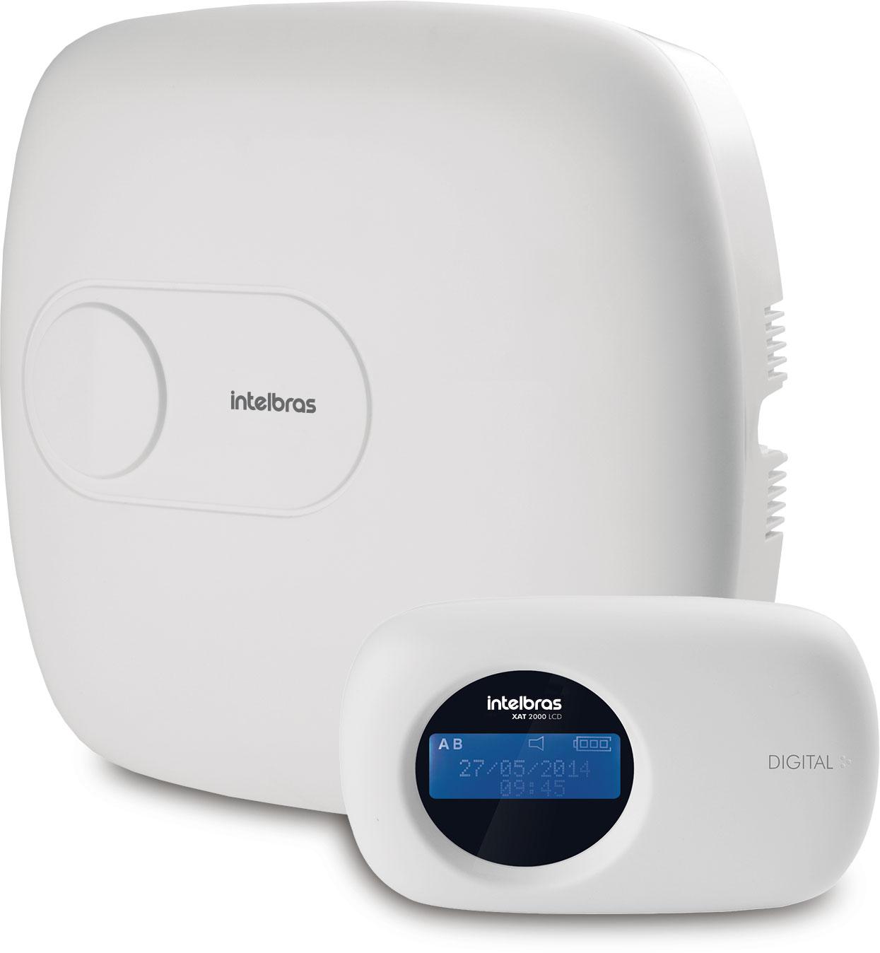 Central de Alarme Monitorada AMT 4010 Smart com até 64 Zonas