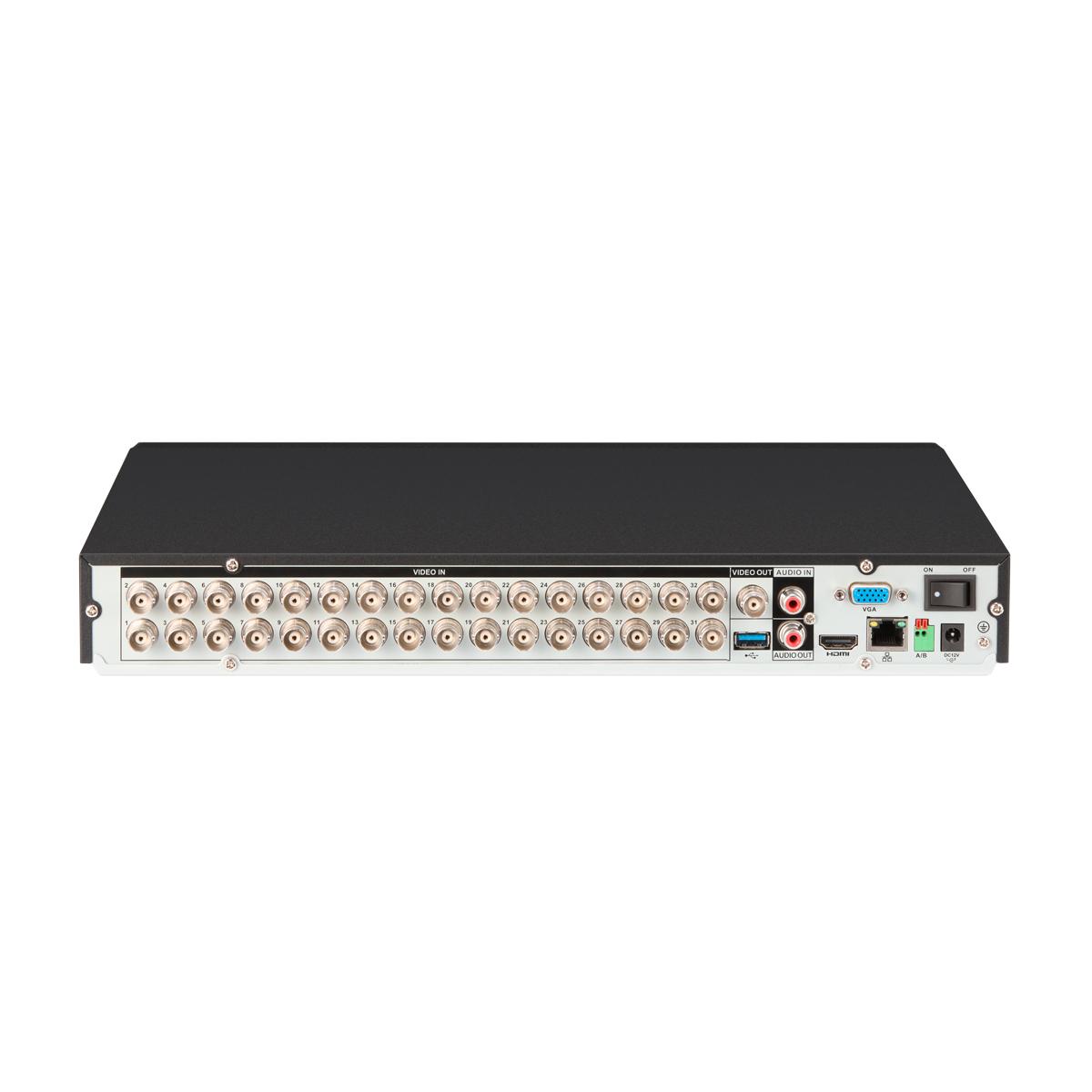 DVR 32 Canais Full HD 1080p Gravador digital de vídeo Intelbras MHDX 3132