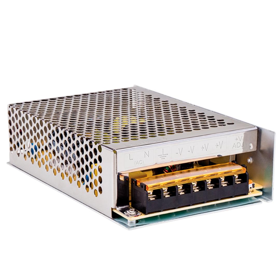 Fonte de alimentação Colméia 10A para Segurança Eletrônica Intelbras EFM 1210