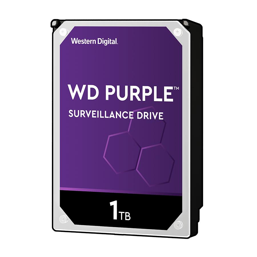 HD de Armazenamento para CFTV 1TB WD Purple