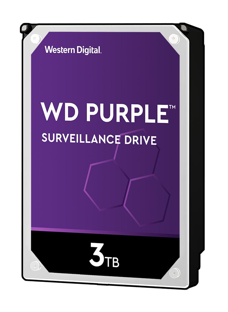 HD de Armazenamento para CFTV 3TB WD Purple