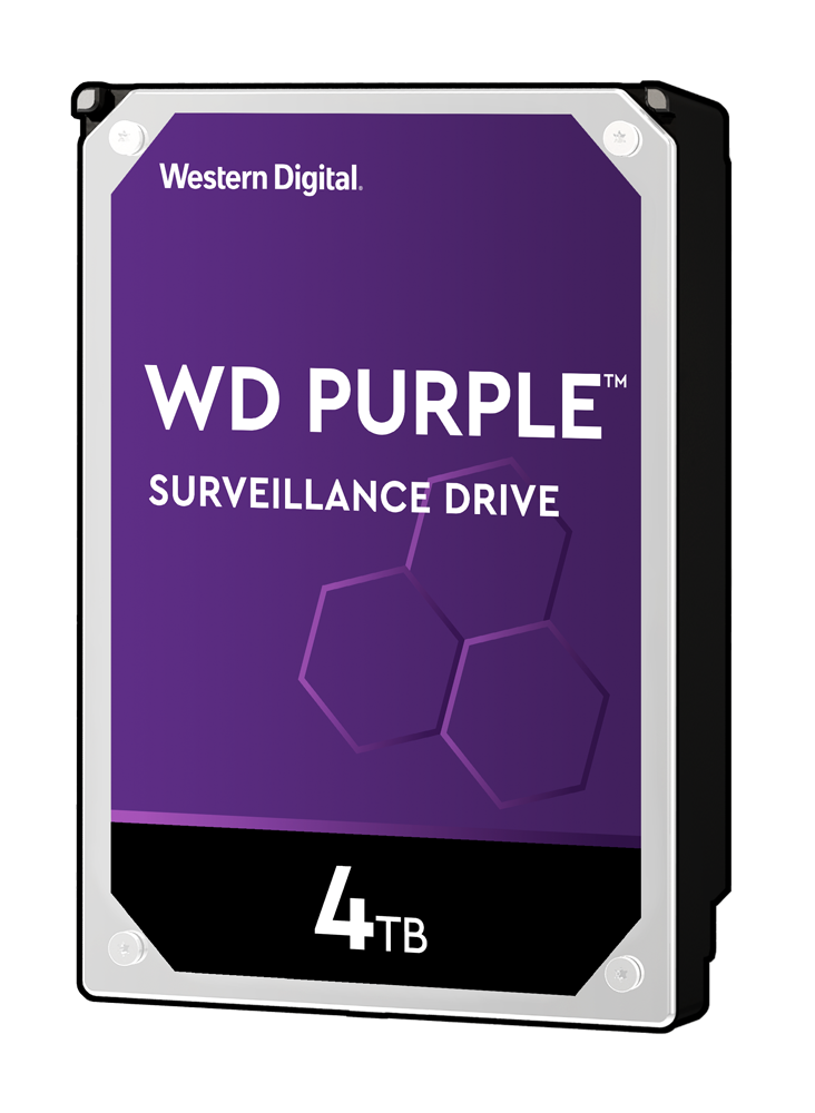 HD de Armazenamento para CFTV 4TB WD Purple