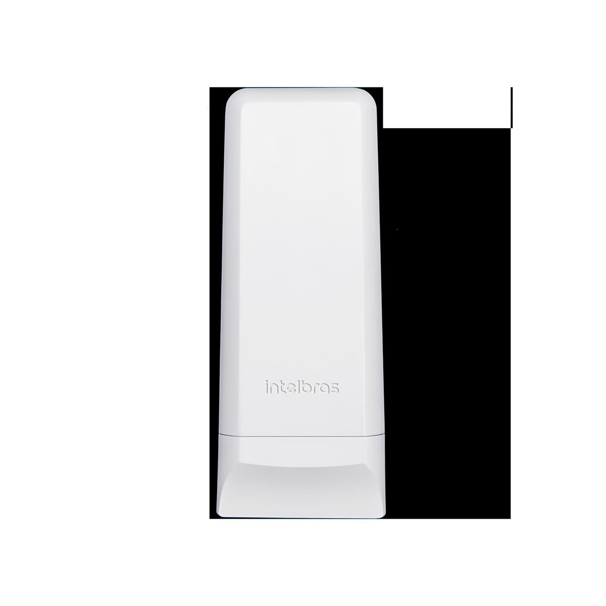 Kit conexão sem fio para CFTV IP -  WOM 5A MiMo Intelbras