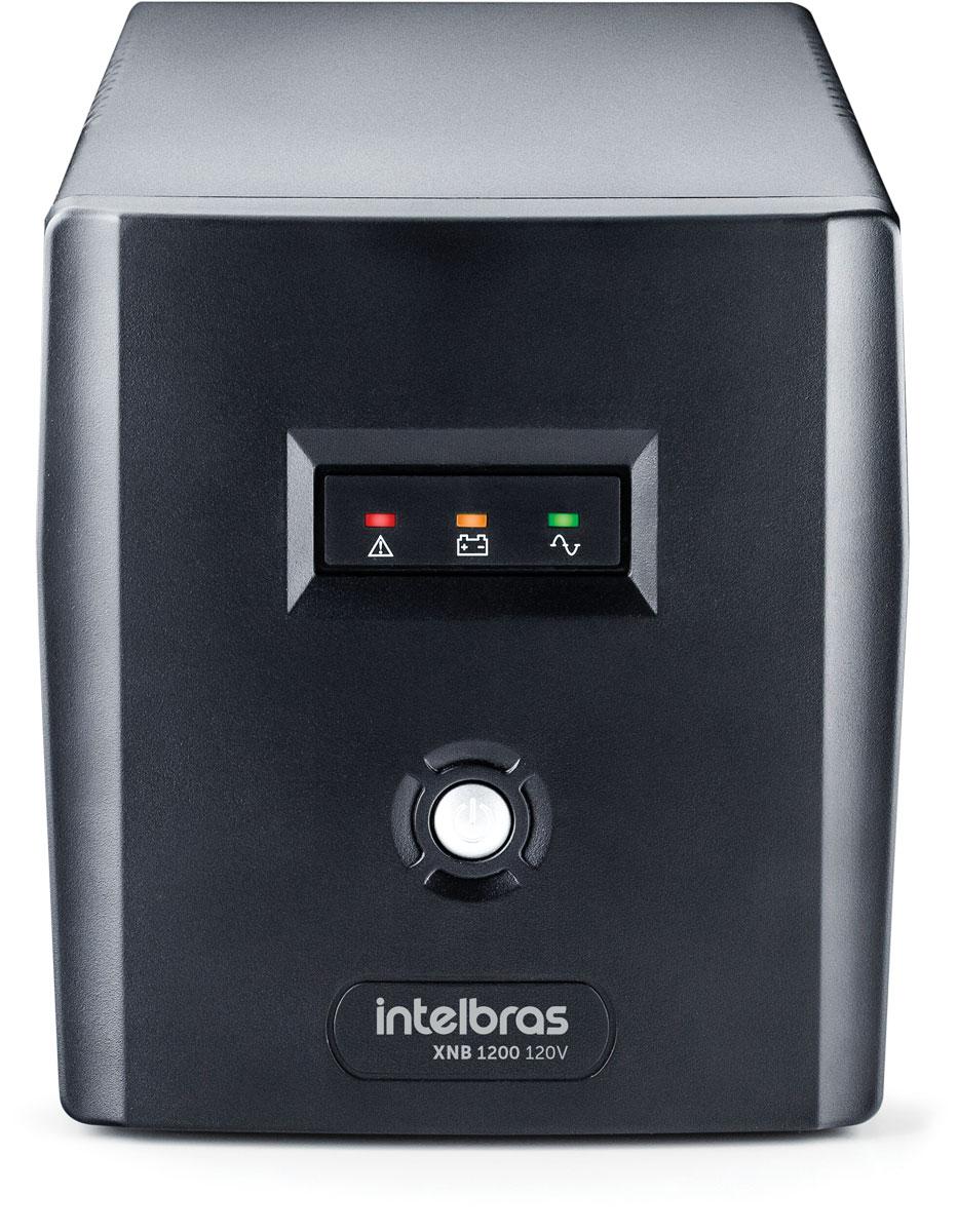 Nobreak interativo monovolt XNB 1200 VA Intelbras