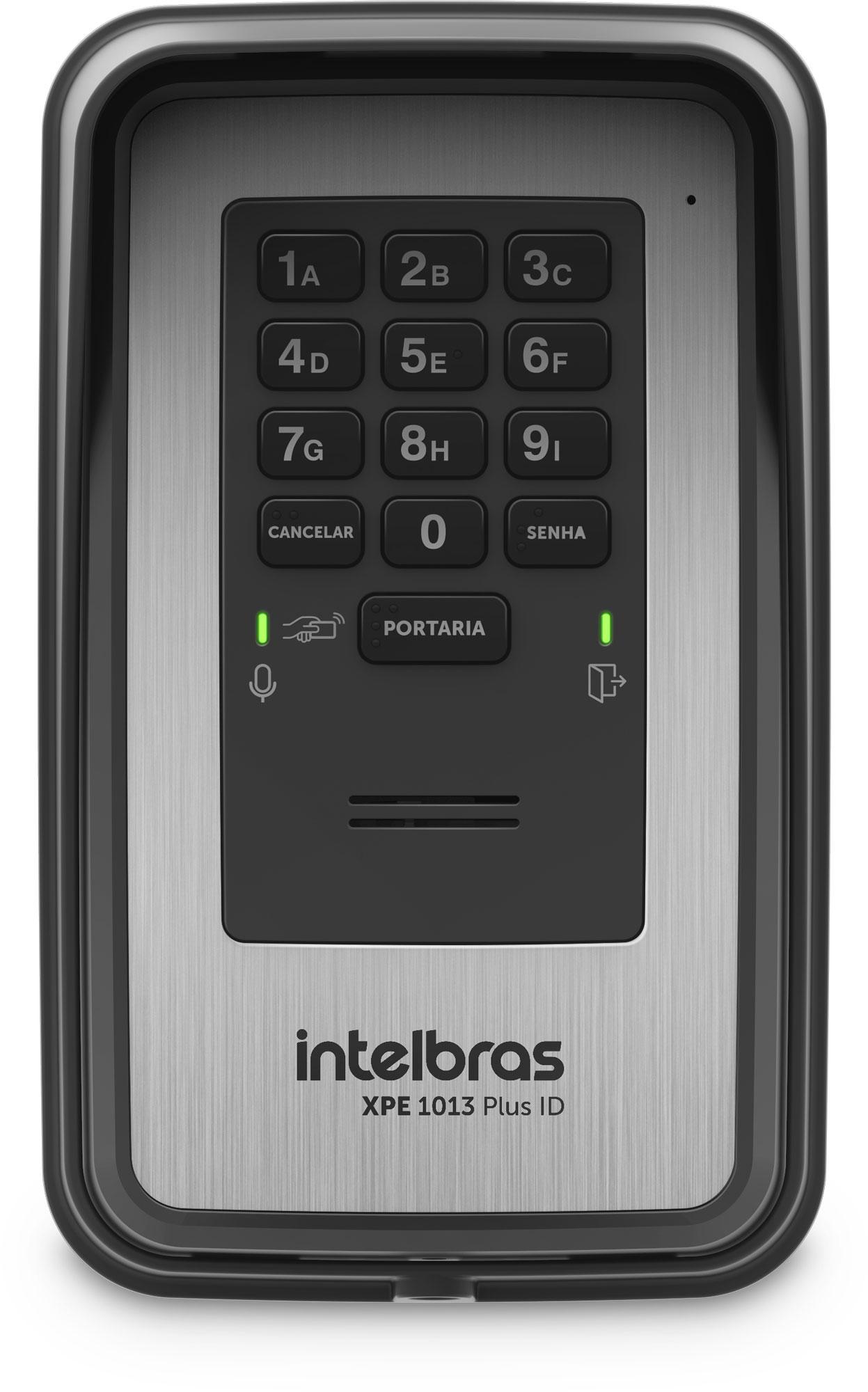 Porteiro Eletrônico 13 Teclas XPE 1013 PLUS ID Intelbras